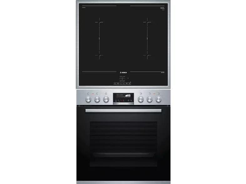 BOSCH HND777RS60 Inbouw Multifunctionele oven A
